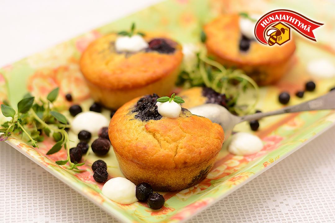 Marjaisat muffinit