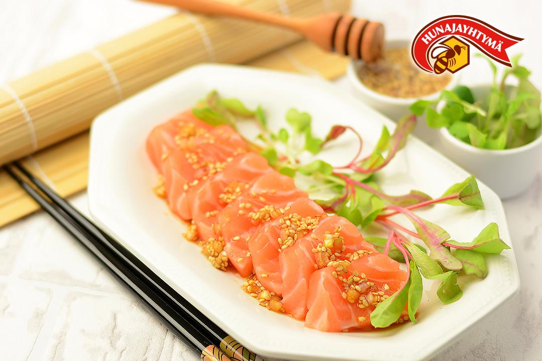 Hunaja-sashimi