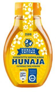 Suomalainen suodatettu hunaja